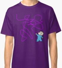 Harold and the purple crayon Classic T-Shirt