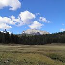 Mt Lassen by Jamie Peterson