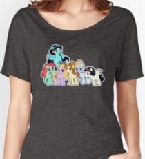 Ponified Princess Women's Relaxed Fit T-Shirt