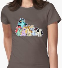 Ponified Princess Women's Fitted T-Shirt
