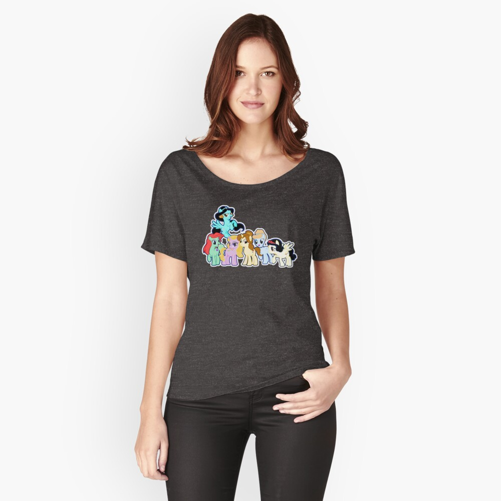 Pontified Prinzessin Loose Fit T-Shirt