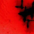 black cross  by cloude-vigal