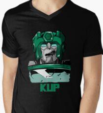 Kup With Title Men's V-Neck T-Shirt