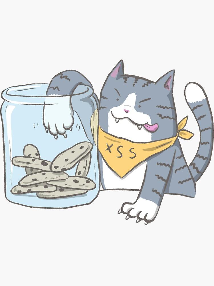 Cookie Thief by deniseyu