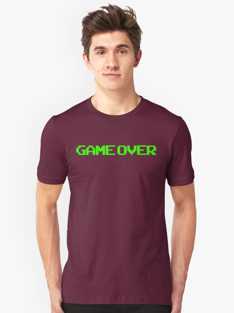 GAME OVER by cadaver138