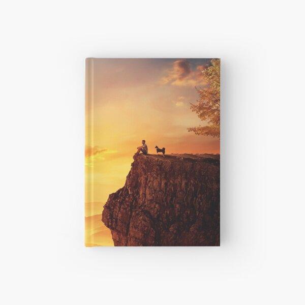 recalling childhood Hardcover Journal