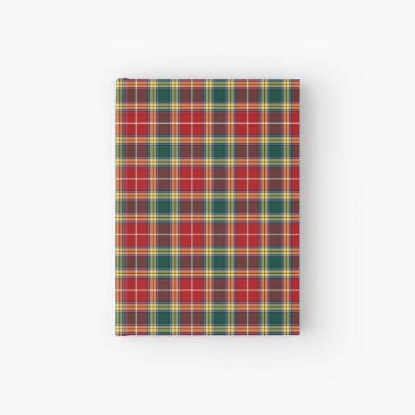 Clan Baxter Tartan Hardcover Journal