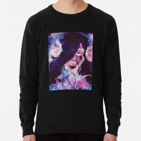Morning Glory  Lightweight Sweatshirt