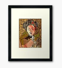 Wake to the Music Baby Framed Print