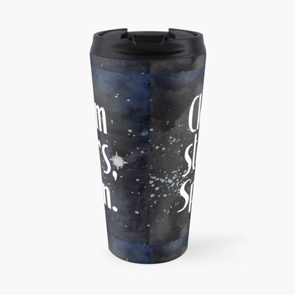 claim the stars Travel Mug