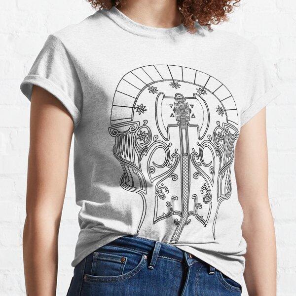 Axe of Moria (Light Background) Classic T-Shirt
