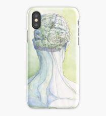 """""""Il Cervello Verde"""" iPhone Case/Skin"""
