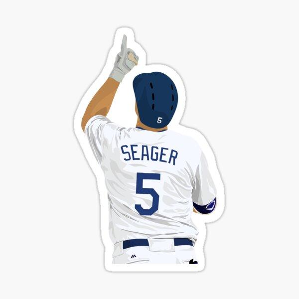 Corey Seager 5 Sticker