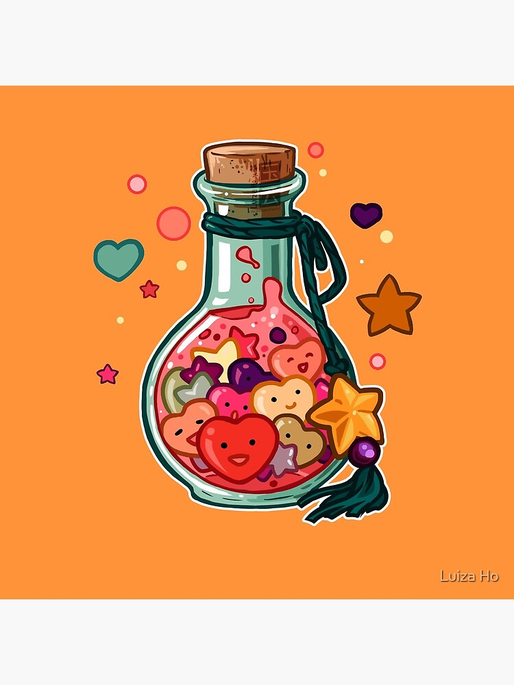 Love Potion by teapotsandhats