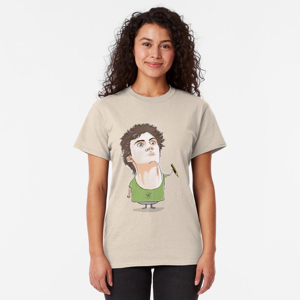 Oscar Sanchez Requena, the author Classic T-Shirt