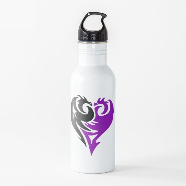 Descendants Mal logo Water Bottle