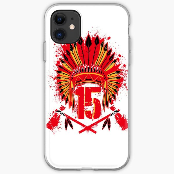 The Big Chief Patrick Mahomes  iPhone Soft Case