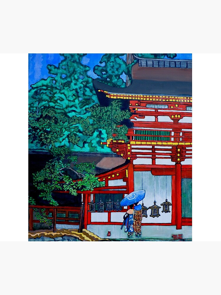 Kasuga Shrine, Nara by donnaroderick