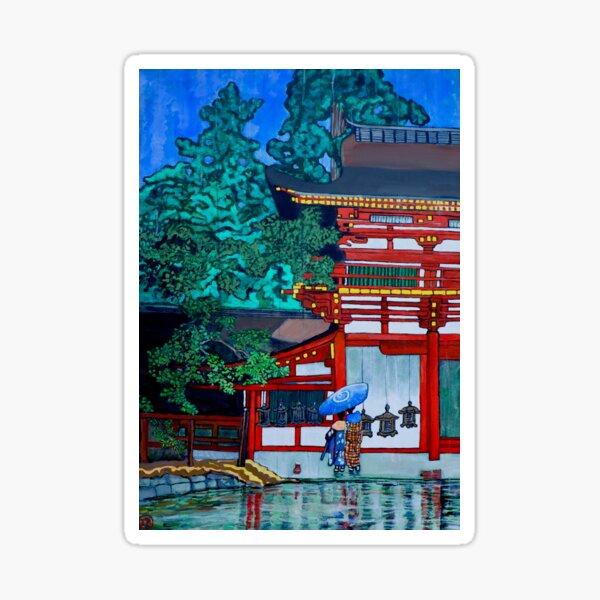 Kasuga Shrine, Nara Sticker