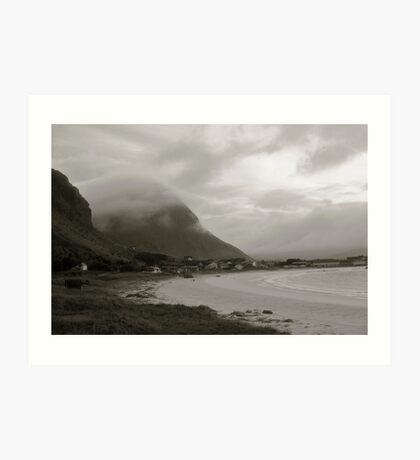 5 ★★★★★. Ramberg - Beach  . Lofoten. . NORWAY . Holidays 28 august 2011. by Brown Sugar. Views (211) favorited by (2) thank you very much friends ! Art Print