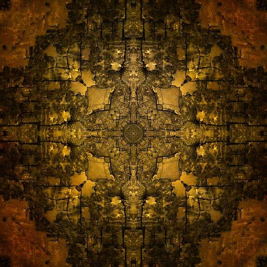 Gold Armour by JBJart