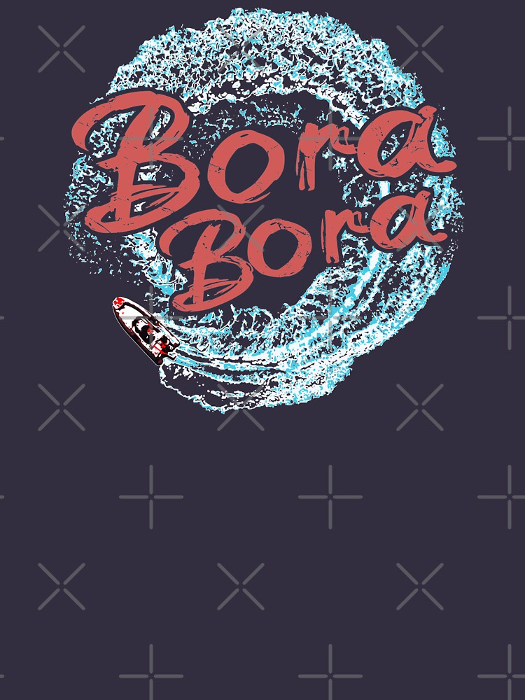 Bora Bora Boating French Polynesian Sportfishing by IronEcho