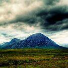 Stormy Clouds by Aj Finan