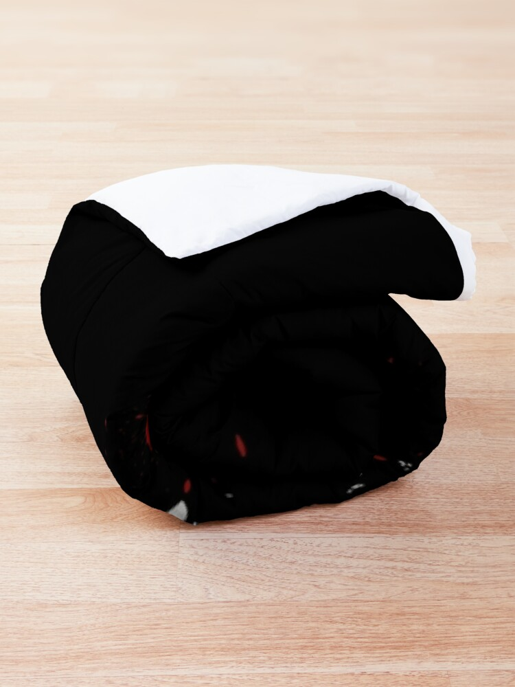 Alternate view of Team Dexter Comforter