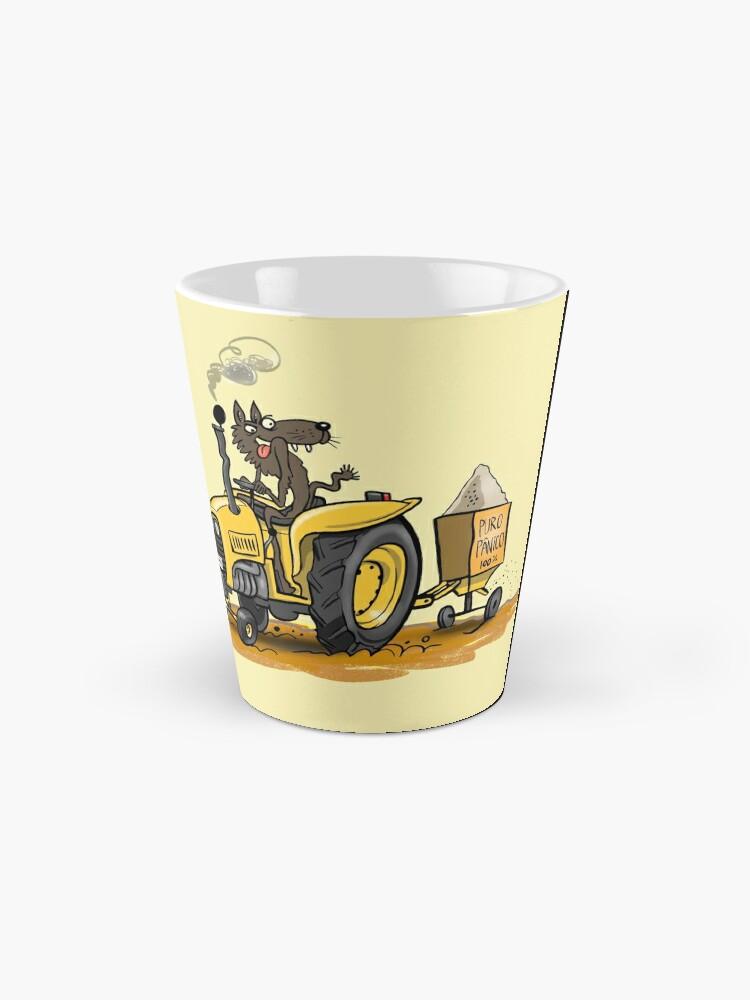 Alternate view of Sow terror Mug