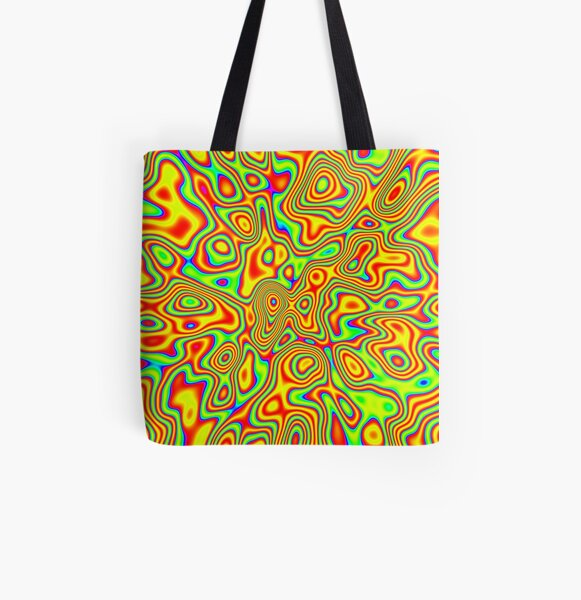 Want colors? All Over Print Tote Bag