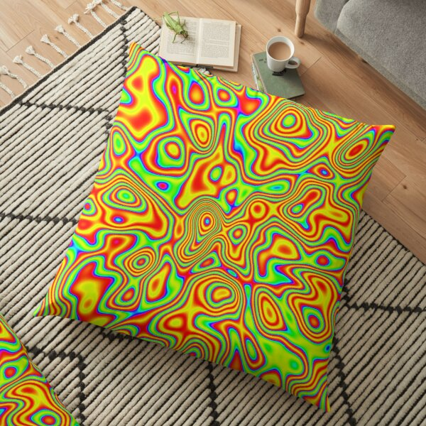Want colors? Floor Pillow