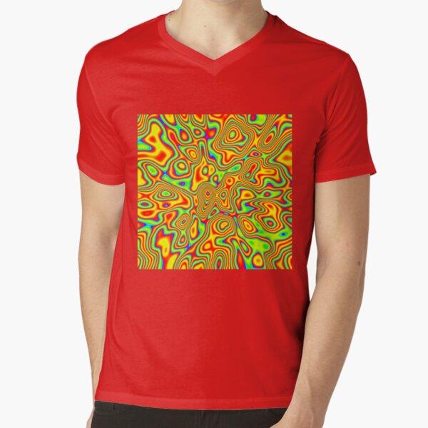 Want colors? V-Neck T-Shirt