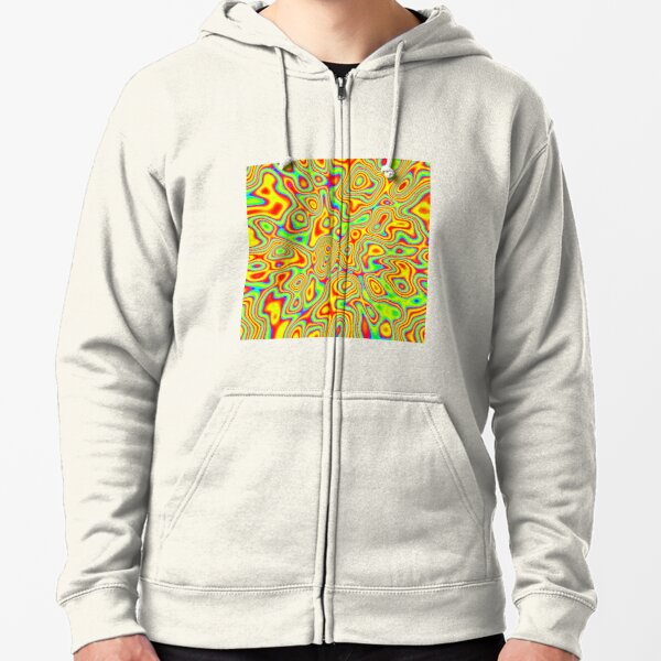 Want colors? Zipped Hoodie