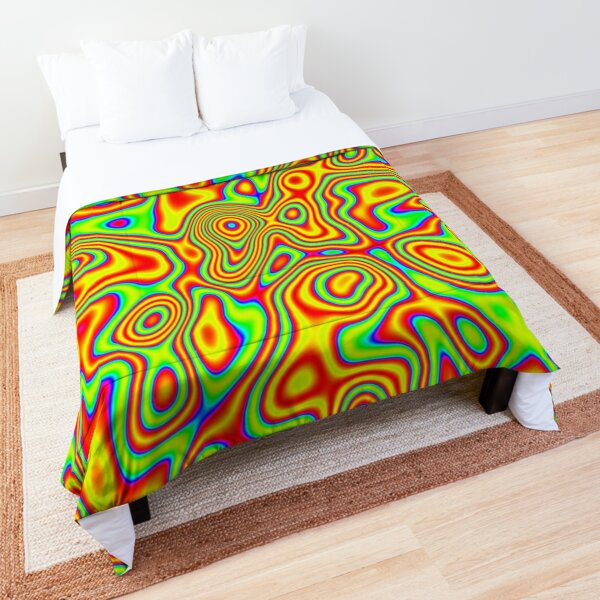 Want colors? Comforter