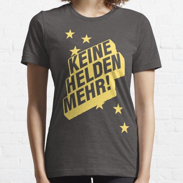 083 - Keine Helden Mehr T-shirt essentiel