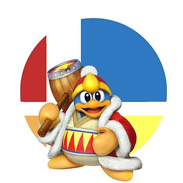 I Main King Dedede by BrightRai