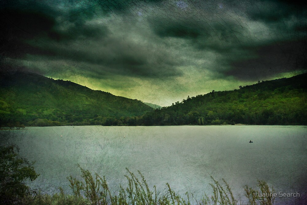 Darkness Overhead by Laurie Search