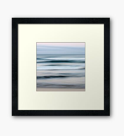 I Hear You Framed Print