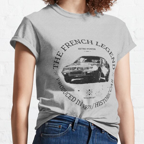 Renault Alpine A310 T-shirt classique