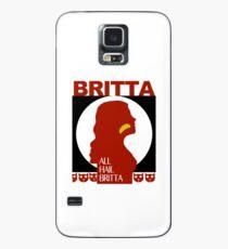 All Hail Britta! Case/Skin for Samsung Galaxy