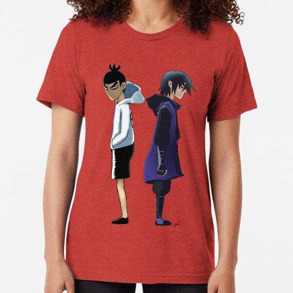 Back to Back Seven Camiseta de tejido mixto
