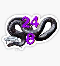 Kobe Bryant Black Mamba Sticker