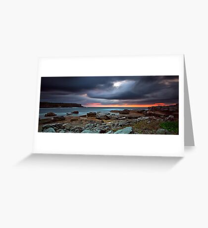 Rolling Cloud Greeting Card