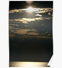 Lake Huron  Afternoon Poster