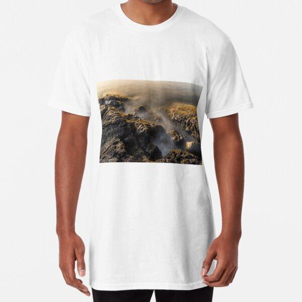 Lava Beach  Long T-Shirt