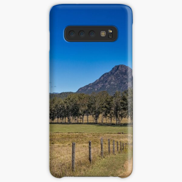 A  view of Triple Peaks Samsung Galaxy Snap Case