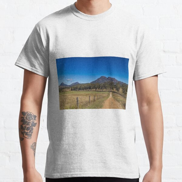 A  view of Triple Peaks Classic T-Shirt