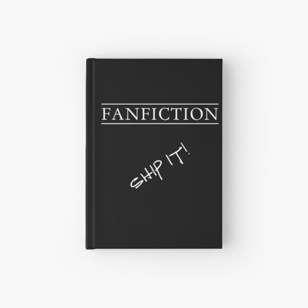 Fanfiction Ship It! Hardcover Journal