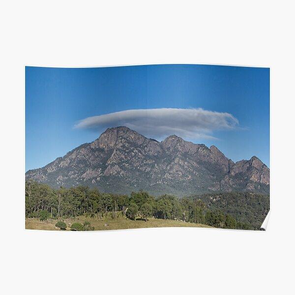 Mt Barney Southeast Queensland  Poster