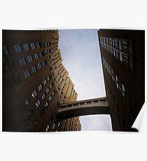 The Metropolitan Life Building Skyway Bridge  Poster